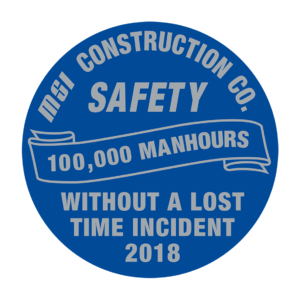 safety 100,000 manhour 3x3